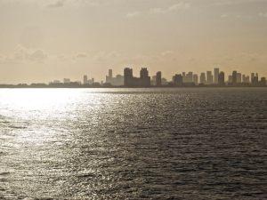 4-1-14 Miami Skyline